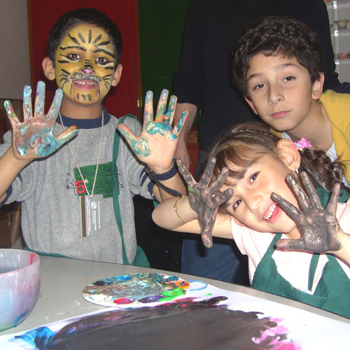kids-face-paint
