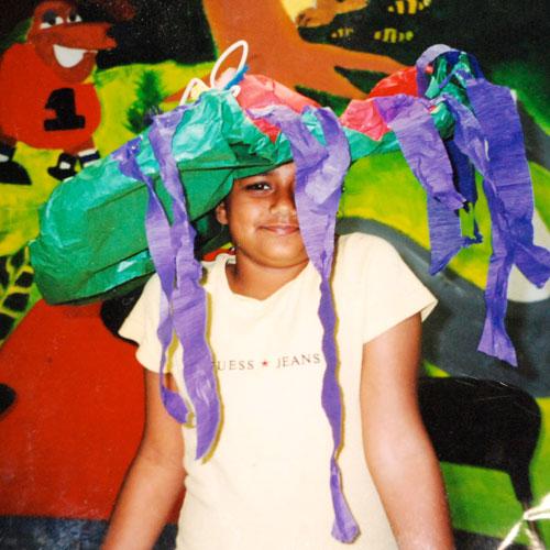 paper-hat-girl